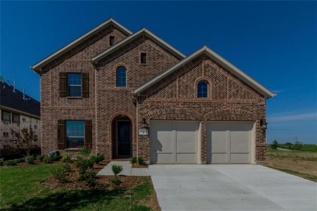 11216 Dusty Trail, Flower Mound, TX 76262 (MLS #13799885) :: Real Estate By Design