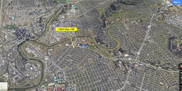 1324 Jacksboro Highway, Fort Worth, TX 76114 (MLS #13800260) :: Team Tiller