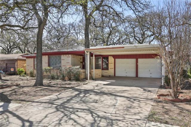 933 Glenda Drive, Bedford, TX 76022 (MLS #13800980) :: Team Hodnett