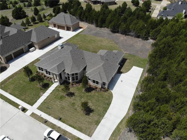 504 Shadow Wood Lane, Heath, TX 75032 (MLS #13801008) :: Exalt Realty