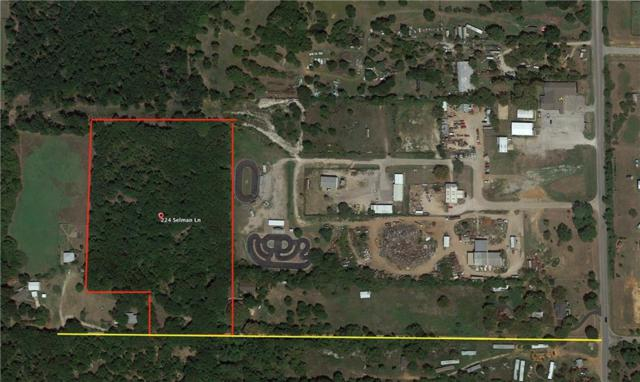 224 Selman Lane, Burleson, TX 76028 (MLS #13801163) :: Century 21 Judge Fite Company