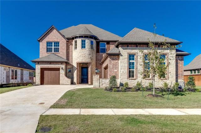 4929 Campbeltown Drive, Flower Mound, TX 75028 (MLS #13801293) :: Real Estate By Design