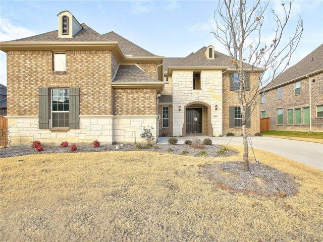 500 Emerson Drive, Rockwall, TX 75087 (MLS #13801635) :: Kimberly Davis & Associates