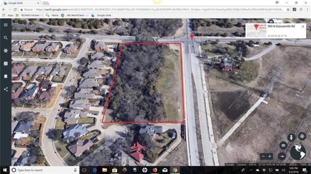 900 N Duncanville Road, Cedar Hill, TX 75104 (MLS #13801787) :: The Kimberly Davis Group