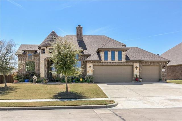 1015 Newington Circle, Forney, TX 75126 (MLS #13802008) :: Team Hodnett