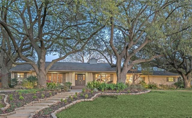 14110 Valley Creek Drive, Dallas, TX 75254 (MLS #13802093) :: Hargrove Realty Group