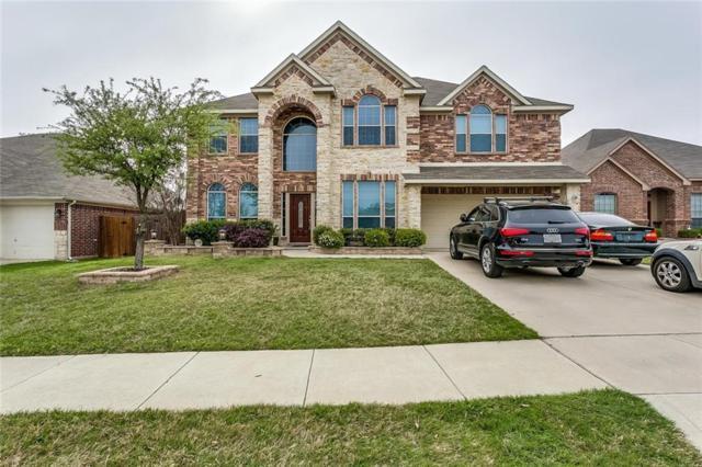 1131 Grove Court, Burleson, TX 76028 (MLS #13802771) :: Magnolia Realty