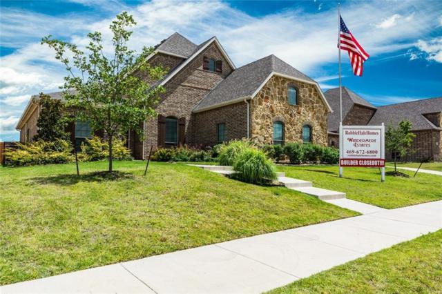 3229 Le Manns Street, Midlothian, TX 76065 (MLS #13804012) :: The Real Estate Station