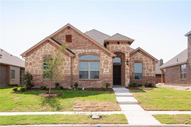 207 Melody, Red Oak, TX 75154 (MLS #13804917) :: Team Hodnett