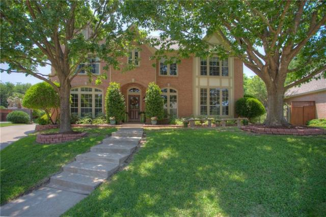 6701 E Park Drive, Fort Worth, TX 76132 (MLS #13805377) :: The Real Estate Station