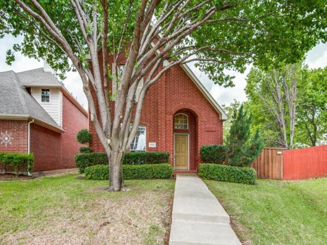 579 Hawken, Coppell, TX 75019 (MLS #13805409) :: The Chad Smith Team