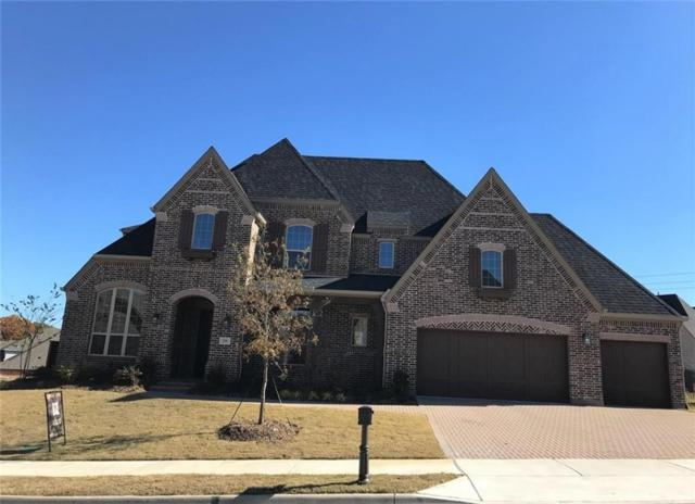 3391 Briarcliff Drive, Prosper, TX 75078 (MLS #13805968) :: The Real Estate Station