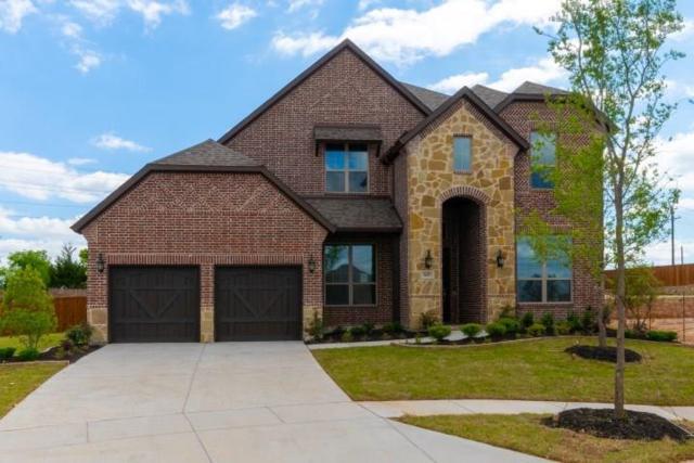 9605 Beckett Drive, Frisco, TX 75035 (MLS #13806134) :: Team Hodnett
