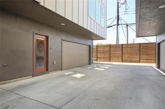 1811 Euclid Avenue #4, Dallas, TX 75206 (MLS #13806165) :: Baldree Home Team