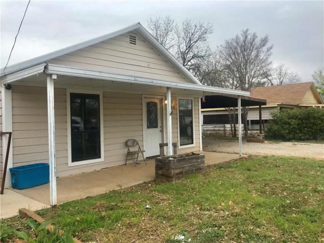 208 Ohio Avenue, Graham, TX 76450 (MLS #13806713) :: Team Hodnett