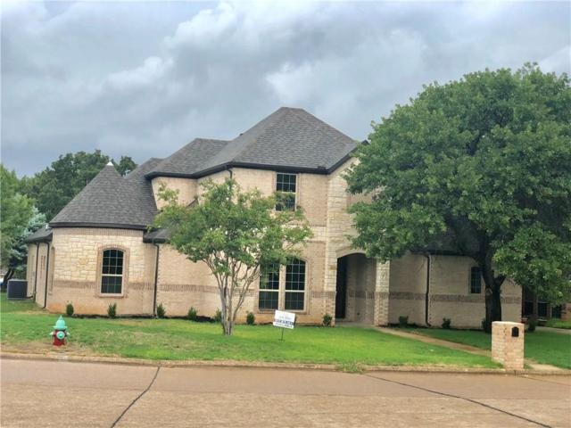 420 Inland Circle, Azle, TX 76020 (MLS #13807008) :: RE/MAX Town & Country