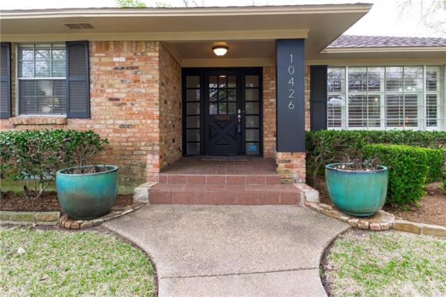 10426 Coleridge Street, Dallas, TX 75218 (MLS #13807346) :: Team Hodnett