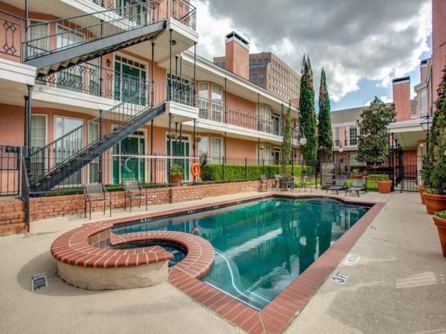 3208 Cole Avenue #1305, Dallas, TX 75204 (MLS #13810959) :: Magnolia Realty