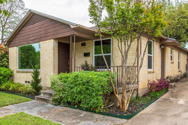 2010 Elmwood Boulevard, Dallas, TX 75224 (MLS #13810967) :: RE/MAX Landmark