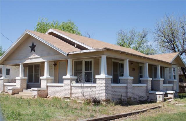 210 W Lindsey Street, Breckenridge, TX 76424 (MLS #13811164) :: Team Tiller
