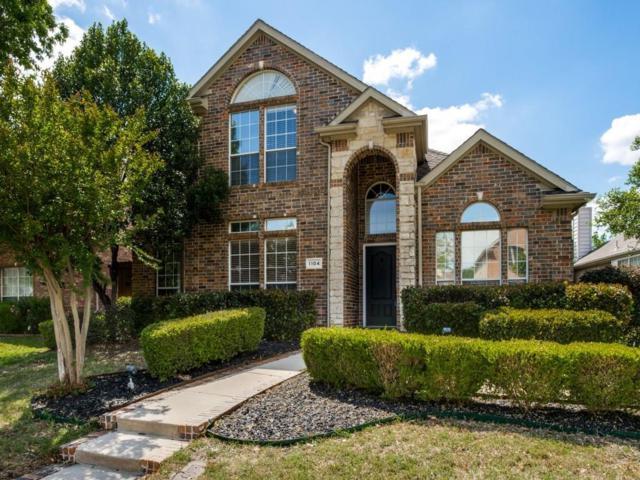 1104 Taylor Lane, Lewisville, TX 75077 (MLS #13811746) :: Kimberly Davis & Associates
