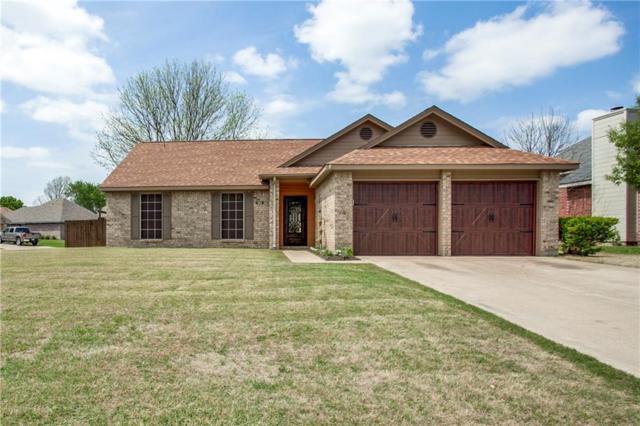 123 Woodcreek Drive, Rockwall, TX 75032 (MLS #13812494) :: Exalt Realty