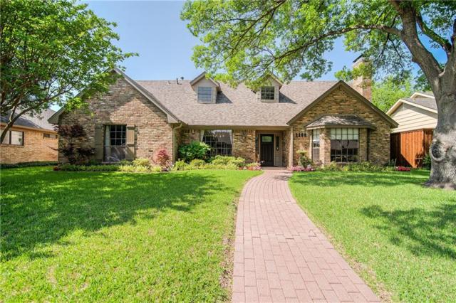 1108 Chesterton Drive, Richardson, TX 75080 (MLS #13812632) :: The Chad Smith Team