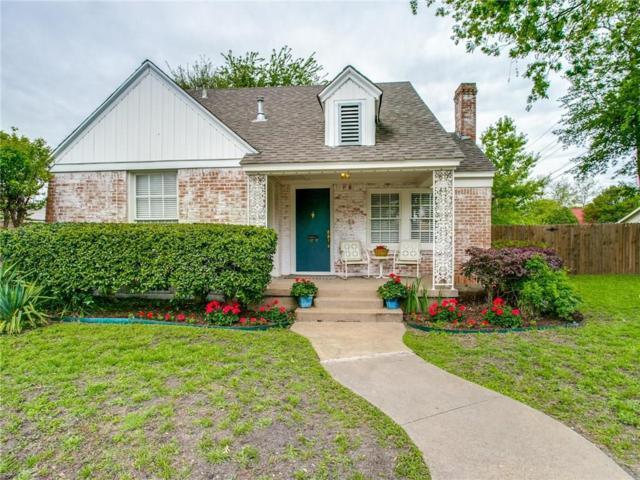 4727 Capitol Avenue, Dallas, TX 75204 (MLS #13812816) :: Robbins Real Estate Group