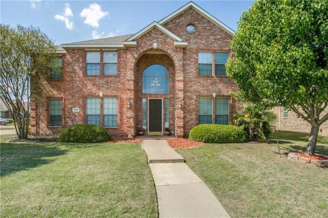 4201 Lone Oak Drive, Mansfield, TX 76063 (MLS #13814044) :: Team Hodnett