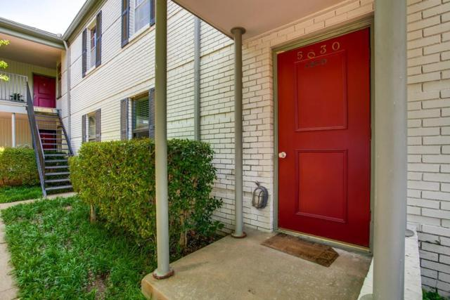 5030 N Hall Street A, Dallas, TX 75235 (MLS #13814229) :: Pinnacle Realty Team