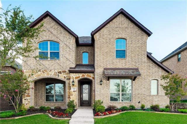 9703 Staffordshire Road, Frisco, TX 75035 (MLS #13814637) :: Team Hodnett