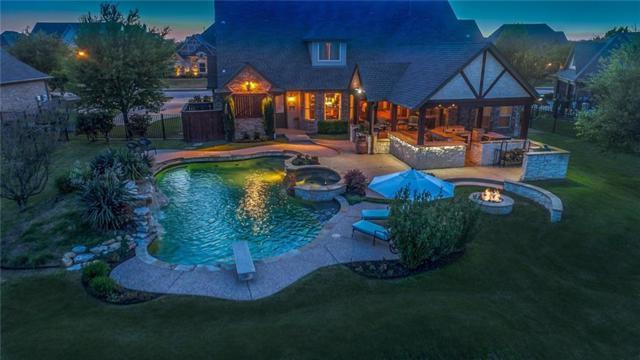 8209 Crooked Stick Lane, Denton, TX 76226 (MLS #13815201) :: The Real Estate Station