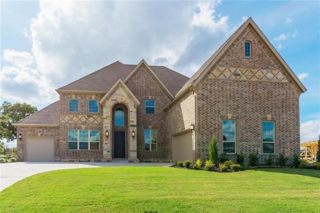 1501 Hilliard Drive, Flower Mound, TX 75028 (MLS #13816106) :: Real Estate By Design