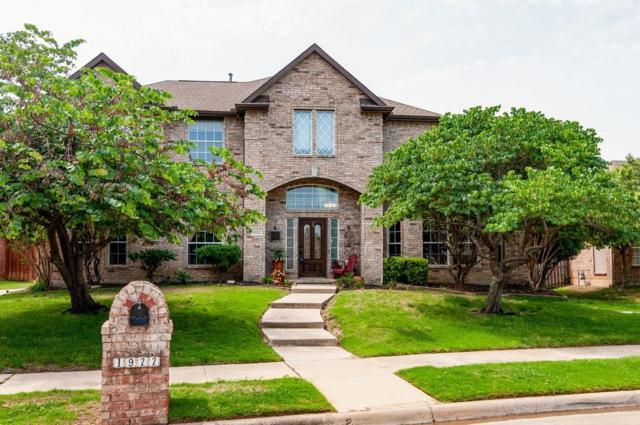 1922 Overlook Ridge Drive, Keller, TX 76248 (MLS #13816349) :: Team Hodnett