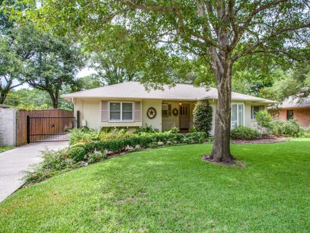 819 Westwood Drive, Richardson, TX 75080 (MLS #13816401) :: RE/MAX Town & Country