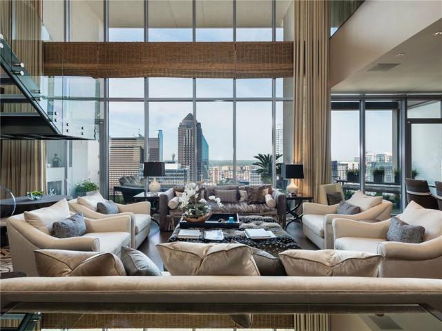 1717 Arts Plaza #2307, Dallas, TX 75201 (MLS #13817161) :: Magnolia Realty