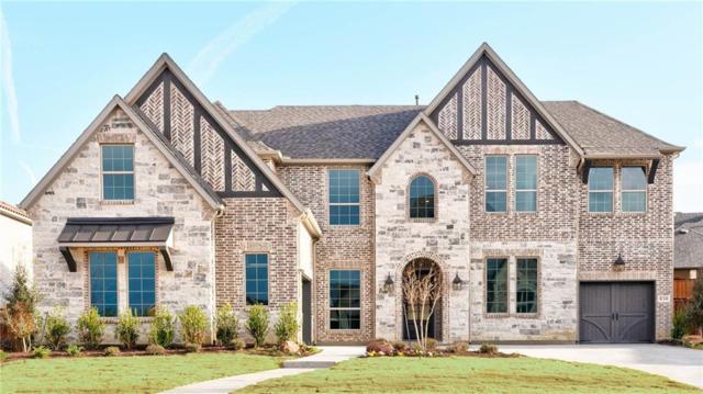 830 Star Meadow Drive, Prosper, TX 75078 (MLS #13817299) :: Kimberly Davis & Associates