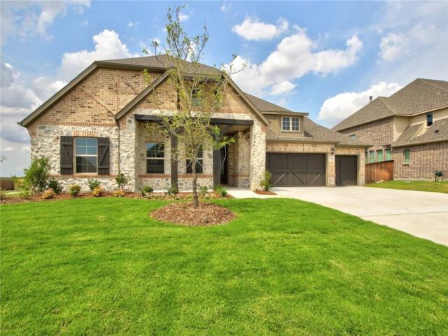 1701 Chisholm Trail, Prosper, TX 75078 (MLS #13817374) :: Real Estate By Design