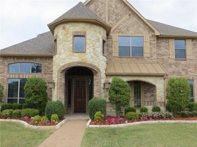 381 Vista Park Drive, Sunnyvale, TX 75182 (MLS #13818432) :: Exalt Realty
