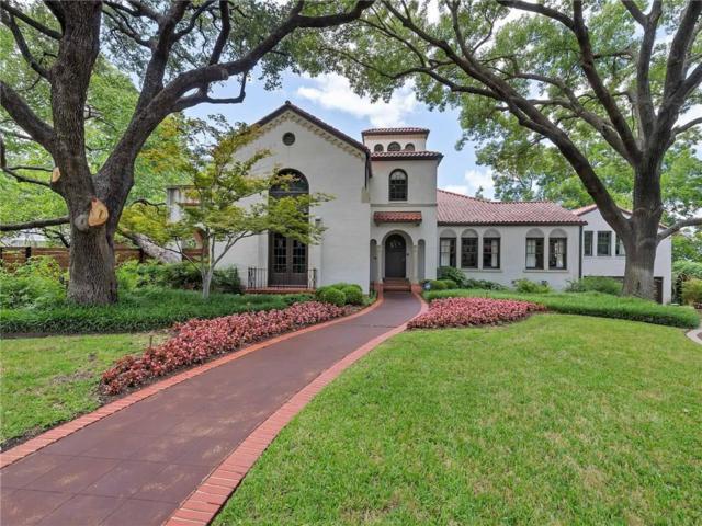 2308 Winton Terrace W, Fort Worth, TX 76109 (MLS #13820289) :: Team Hodnett