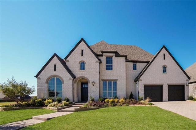 811 Country Brook Lane, Prosper, TX 75078 (MLS #13820290) :: RE/MAX Town & Country