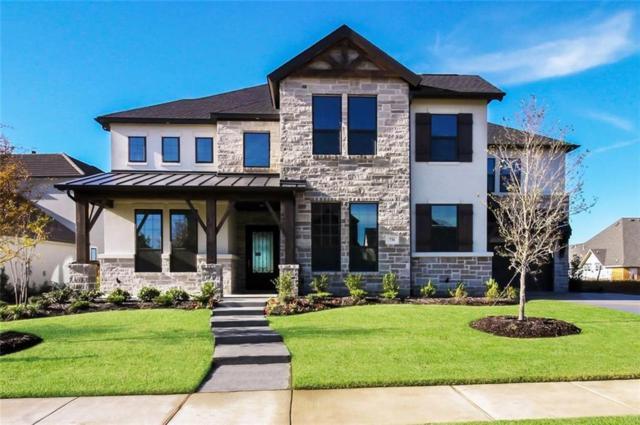 731 Star Meadow Drive, Prosper, TX 75078 (MLS #13820303) :: Kimberly Davis & Associates