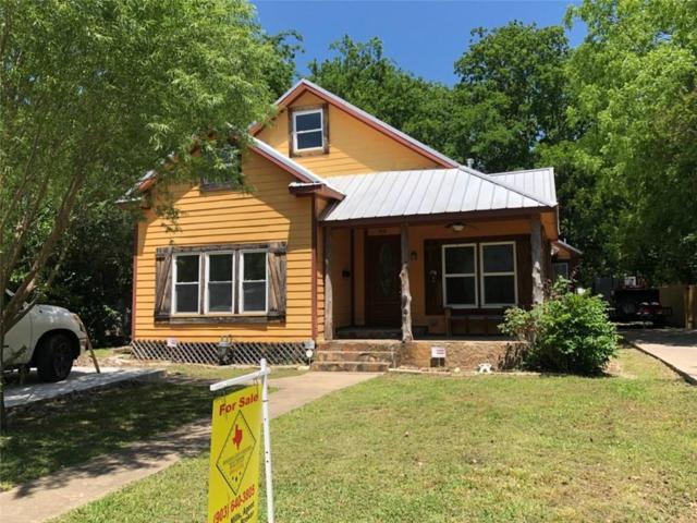 316 W 6th Street, Bonham, TX 75418 (MLS #13820602) :: Robbins Real Estate Group