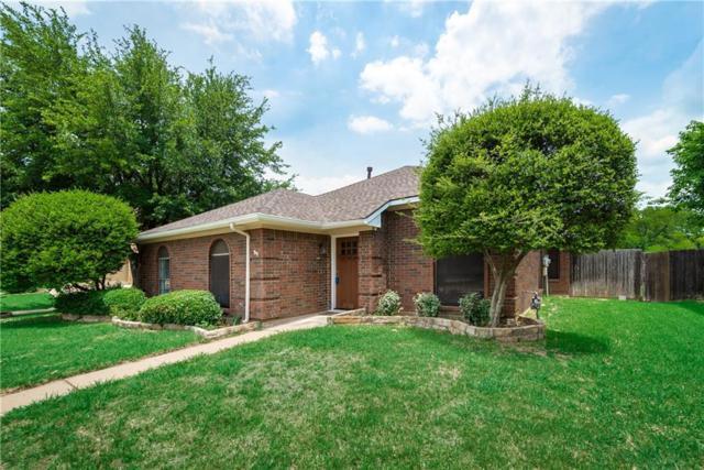 5702 Azalea Drive, Rowlett, TX 75089 (MLS #13820918) :: RE/MAX Landmark