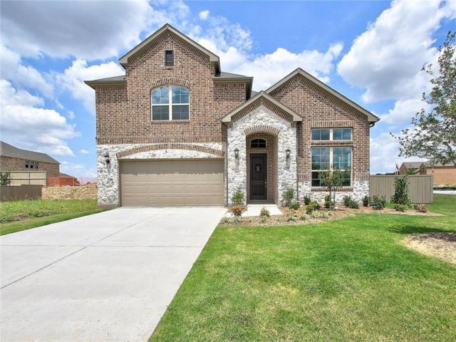 2952 Lucia Court, Mckinney, TX 75070 (MLS #13821239) :: Kimberly Davis & Associates