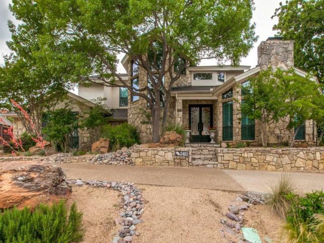 2403 Copper Ridge Road, Arlington, TX 76006 (MLS #13821643) :: RE/MAX Pinnacle Group REALTORS