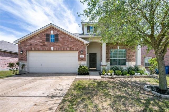 1110 Mule Deer Road, Forney, TX 75126 (MLS #13821724) :: Exalt Realty