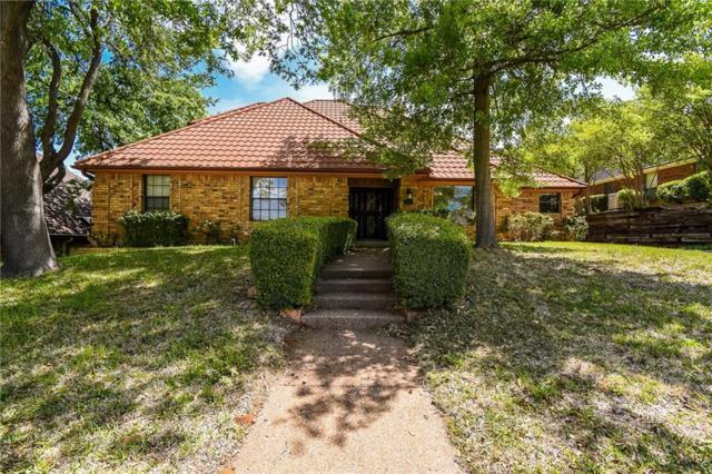 3116 Woodridge Drive, Hurst, TX 76054 (MLS #13821889) :: The Chad Smith Team