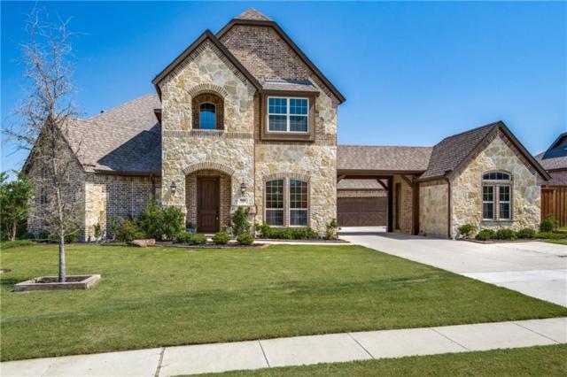 641 Sunbury Lane, Prosper, TX 75078 (MLS #13822212) :: Robbins Real Estate Group