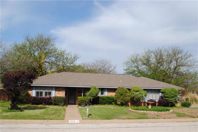 1600 Melissa Drive, Graham, TX 76450 (MLS #13822235) :: Kimberly Davis & Associates